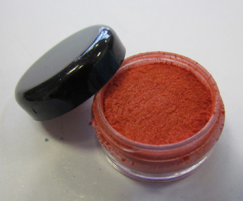 Mica Pigment Powder 5ml - Coral Red (23)